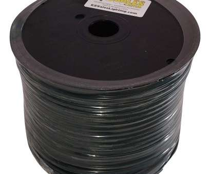 spt-2 18 gauge wire SPT-2 Green Wire 500' Spool by EZLS 14 Most Spt-2 18 Gauge Wire Collections