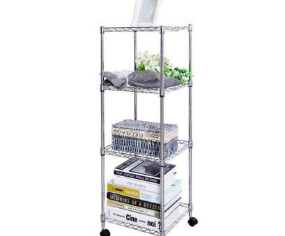 square wire shelving Shop, Lifewit 4 Tiers Wire Shelving Unit on Wheels, Adjustable Square Storage Corner Rack, Living Room / Bathroom / Kitchen, Silver at Wholesale Price Square Wire Shelving Creative Shop, Lifewit 4 Tiers Wire Shelving Unit On Wheels, Adjustable Square Storage Corner Rack, Living Room / Bathroom / Kitchen, Silver At Wholesale Price Images