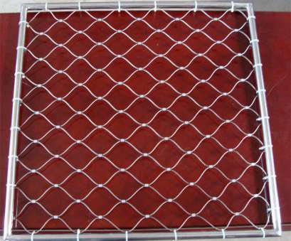 stainless steel rope mesh with ferrules China Tec-Sieve Stainless Steel Wire Rope Diamond Ferruled Mesh with Frame, China Ferruled Mesh, Rope Mesh Stainless Steel Rope Mesh With Ferrules Best China Tec-Sieve Stainless Steel Wire Rope Diamond Ferruled Mesh With Frame, China Ferruled Mesh, Rope Mesh Collections