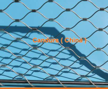 stainless steel wire mesh 18 ... Diamond Ferruled Stainless Steel Wire Rope Cable Balustrade Balcony Infill Mesh 18 Stainless Steel Wire Mesh 18 Most ... Diamond Ferruled Stainless Steel Wire Rope Cable Balustrade Balcony Infill Mesh 18 Galleries