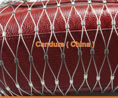 stainless steel wire mesh 18 Stainless Steel Wire Rope Animal Ferrule Mesh, DecorRope Stainless Steel Wire Mesh 18 Top Stainless Steel Wire Rope Animal Ferrule Mesh, DecorRope Images