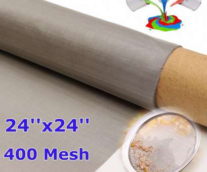 stainless steel wire mesh 400 61*61cm Stainless Steel Woven Wire, Mesh Filtration Grill Sheet Fine Filter 1 of 5Only 5 available, More Stainless Steel Wire Mesh 400 Professional 61*61Cm Stainless Steel Woven Wire, Mesh Filtration Grill Sheet Fine Filter 1 Of 5Only 5 Available, More Photos