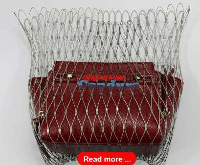 10 Simple Stainless Steel Wire Mesh Bag Ideas