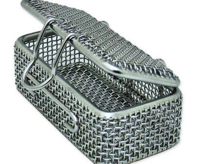 stainless steel wire mesh baskets with lid Flushing mesh basket with lid, made of stainless steel, size: 80 x 40 x 30 mm Stainless Steel Wire Mesh Baskets With Lid Creative Flushing Mesh Basket With Lid, Made Of Stainless Steel, Size: 80 X 40 X 30 Mm Images
