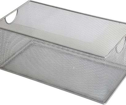 stainless steel wire mesh baskets with lid Ybm Home Household Wire Mesh Open, Shelf Storage Basket Organizer, Kitchen, Cabinet, Fruits, Vegetables, Pantry Items Toys 15.5, x, 2318 Stainless Steel Wire Mesh Baskets With Lid Top Ybm Home Household Wire Mesh Open, Shelf Storage Basket Organizer, Kitchen, Cabinet, Fruits, Vegetables, Pantry Items Toys 15.5, X, 2318 Galleries