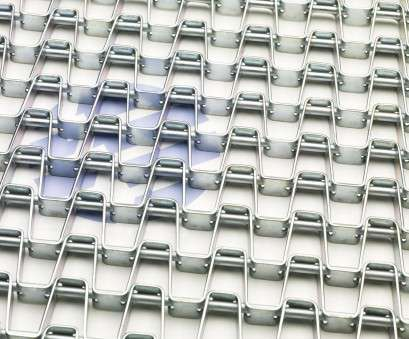 stainless steel wire mesh belt conveyors Flush grid conveyor belt / stainless steel /, the food industry Honeycomb Wire Belt Company Osterloh GmbH Stainless Steel Wire Mesh Belt Conveyors Brilliant Flush Grid Conveyor Belt / Stainless Steel /, The Food Industry Honeycomb Wire Belt Company Osterloh GmbH Photos