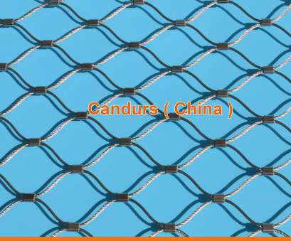 stainless steel wire mesh clips Stainless Steel Clip Cable Netting, DecorRope, Candurs (China Stainless Steel Wire Mesh Clips Fantastic Stainless Steel Clip Cable Netting, DecorRope, Candurs (China Images