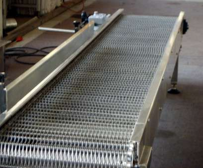 10 Perfect Stainless Steel Wire Mesh Conveyor Belt Images