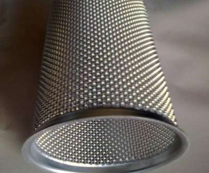 stainless steel wire mesh filter stainless steel filter cartridge, Anping haitong-wire-mesh Co.,Ltd 9 Creative Stainless Steel Wire Mesh Filter Pictures
