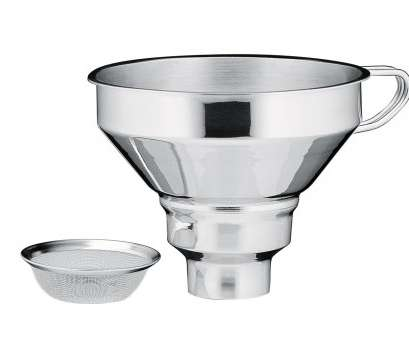 stainless steel wire mesh funnel Amazon.com: Kuchenprofi 18/10 Stainless Steel Funnel with Filter: Grease Strainer: Kitchen & Dining Stainless Steel Wire Mesh Funnel Top Amazon.Com: Kuchenprofi 18/10 Stainless Steel Funnel With Filter: Grease Strainer: Kitchen & Dining Images