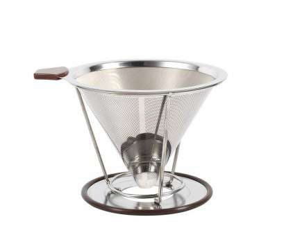 stainless steel wire mesh funnel Get Quotations · Coffee Filter,Richer-R 1x Portable, Stainless Steel Drip Dripper Double Layer Mesh Stainless Steel Wire Mesh Funnel Cleaver Get Quotations · Coffee Filter,Richer-R 1X Portable, Stainless Steel Drip Dripper Double Layer Mesh Ideas