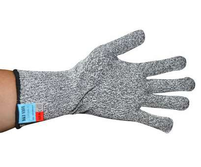 stainless steel wire mesh gloves Safety, Proof Stab Resistant Stainless Steel Wire Metal Mesh Kitchen Gloves a XL Stainless Steel Wire Mesh Gloves Professional Safety, Proof Stab Resistant Stainless Steel Wire Metal Mesh Kitchen Gloves A XL Images