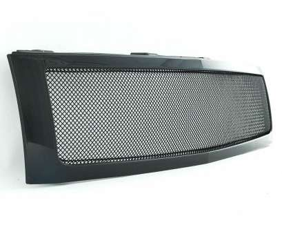stainless steel wire mesh ireland 07-13 Chevrolet Silverado 1500 Stainless Steel Wire Mesh Packaged Grille Black Stainless Steel Wire Mesh Ireland Fantastic 07-13 Chevrolet Silverado 1500 Stainless Steel Wire Mesh Packaged Grille Black Collections
