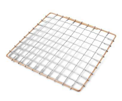 stainless steel wire mesh ireland MARUJYU Stainless Steel Barbecue Grill Intercrimp Woven Wire Mesh, Hida Konro Stainless Steel Wire Mesh Ireland Practical MARUJYU Stainless Steel Barbecue Grill Intercrimp Woven Wire Mesh, Hida Konro Collections