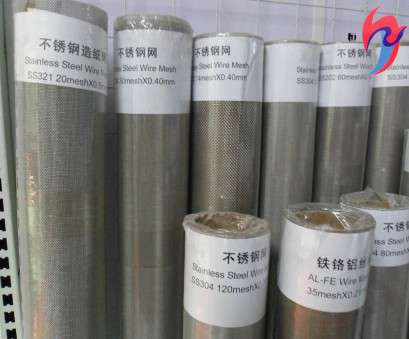 stainless steel wire mesh roll 304 316L Stainless Steel Sieve Mesh Roll Woven Wire Cloth, 300, 100 Micron Stainless Steel Wire Mesh Roll Most 304 316L Stainless Steel Sieve Mesh Roll Woven Wire Cloth, 300, 100 Micron Galleries