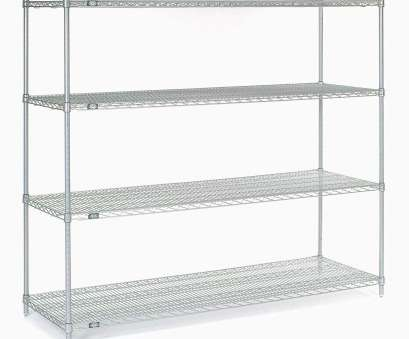 stainless steel wire mesh shelves Amazon.com: Stainless Steel Wire Shelving, 72