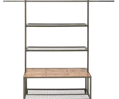 stainless steel wire mesh shelves Grey Industrial Display Unit With Wire Mesh Shelves, Wood Platform-, x, x 72H Stainless Steel Wire Mesh Shelves Top Grey Industrial Display Unit With Wire Mesh Shelves, Wood Platform-, X, X 72H Pictures