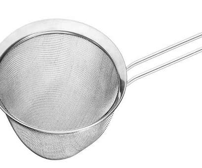 stainless steel wire mesh strainer Amazon.com: Cuisinart CTG-00-3MS, of 3 Fine Mesh Stainless Steel Strainers: Kitchen & Dining 19 Top Stainless Steel Wire Mesh Strainer Collections