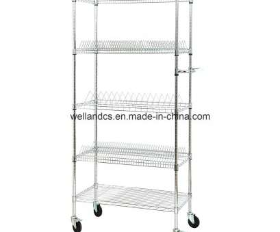stainless steel wire mesh trolley China Adjustable 5 Tiers Carbon Steel Wire Mesh Industrial Anti-Static Utility Cart, Storage, China Utility Trolley, Chrome Utility Trolley Stainless Steel Wire Mesh Trolley Brilliant China Adjustable 5 Tiers Carbon Steel Wire Mesh Industrial Anti-Static Utility Cart, Storage, China Utility Trolley, Chrome Utility Trolley Solutions
