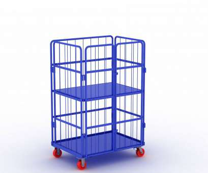 stainless steel wire mesh trolley China Storage Folding Rolling Steel Pallet Cage Cart with Wheels, China Rolling Cage Cart, Folding Cage Stainless Steel Wire Mesh Trolley Practical China Storage Folding Rolling Steel Pallet Cage Cart With Wheels, China Rolling Cage Cart, Folding Cage Photos