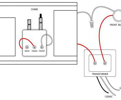 18 Brilliant Standard Doorbell Wiring Diagram Images