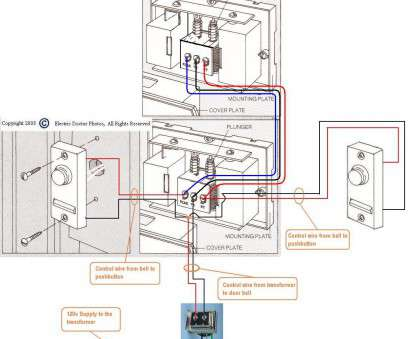 standard doorbell wiring diagram Wiring Diagram Doorbell 2 Chime, Power Supply In Transformer Standard Doorbell Wiring Diagram Brilliant Wiring Diagram Doorbell 2 Chime, Power Supply In Transformer Photos