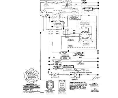 starter wiring diagram for lawn mower Craftsman model 917276630 lawn, tractor genuine parts Starter Wiring Diagram, Lawn Mower Cleaver Craftsman Model 917276630 Lawn, Tractor Genuine Parts Photos