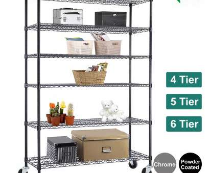 steel wire kitchen shelving Details about 55