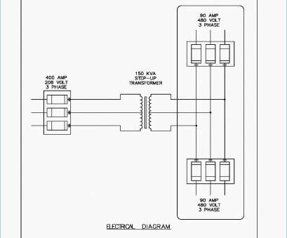 Phase Wiring Schematic Step Up From To on