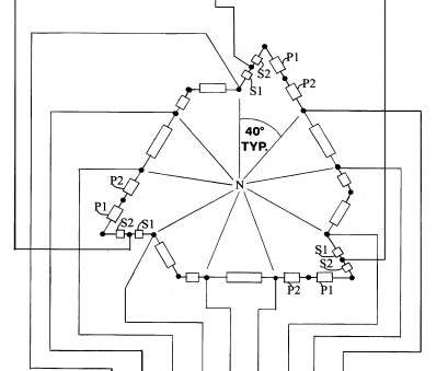 Industrial Wiring Diagram 208