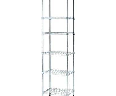 Tall Narrow Wire Shelving Simple Tall Narrow Wire Shelving Kitchen Wire Center U2022 Rh Inspeere Co Narrow Wire Shelving, A Images