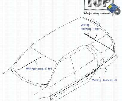 tata safari electrical wiring diagram TATA Safari 3.0L DiCOR: Right, Left, Rear Body's Wiring Harness 18 Popular Tata Safari Electrical Wiring Diagram Collections
