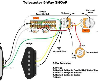 telecaster 2 humbuckers 4 way switch wiring diagram 4, Circuit Telecaster Wiring Pole Light Switch, Three, Throughout Tele Diagram Telecaster 2 Humbuckers 4, Switch Wiring Diagram Top 4, Circuit Telecaster Wiring Pole Light Switch, Three, Throughout Tele Diagram Collections