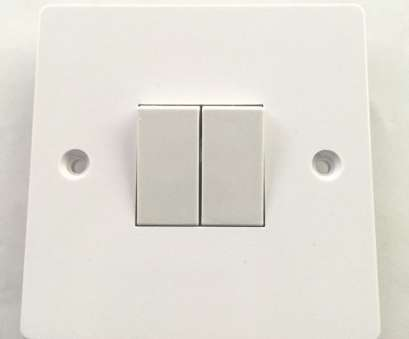 tenby double light switch wiring PACK OF 5 QUALITY CLASSIC TENBY ELECTRICAL, 2 GANG 2, SP LIGHT SWITCH, eBay Tenby Double Light Switch Wiring Brilliant PACK OF 5 QUALITY CLASSIC TENBY ELECTRICAL, 2 GANG 2, SP LIGHT SWITCH, EBay Ideas