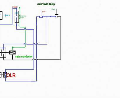 thermal overload relay wiring diagram how to work over load relay 20 Nice Thermal Overload Relay Wiring Diagram Solutions
