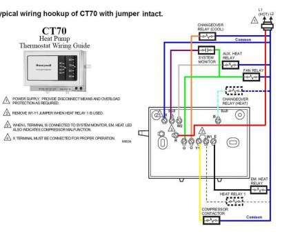 thermostat wiring diagram honeywell Wiring Diagram, Thermostat Diagrams Schematics,, wellread.me 11 Practical Thermostat Wiring Diagram Honeywell Photos