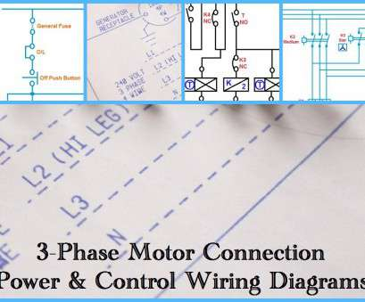 three phase electrical wiring diagram professional three phase motor power  & control wiring diagrams, electrical