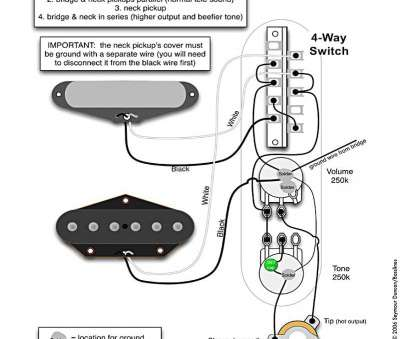 three way switch 4 wires 3, And 4 Wiring Diagrams With Multiple Lights Do Within, Telecaster Diagram Three, Switch 4 Wires Brilliant 3, And 4 Wiring Diagrams With Multiple Lights Do Within, Telecaster Diagram Photos