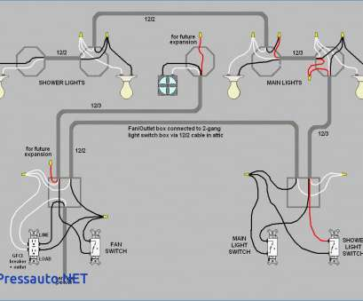Three, Switch Wiring To Light Cleaver Wiring Diagram Power ... on