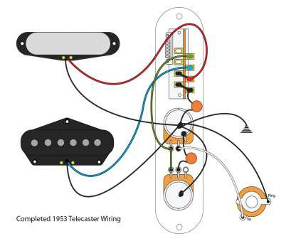 Three, Telecaster Switch Wiring Cleaver 53