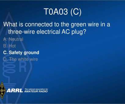 three wire electric Technician License Course Module Eighteen Electrical, RF Safety Three Wire Electric Top Technician License Course Module Eighteen Electrical, RF Safety Images