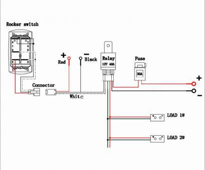 toggle switch outlet wiring ... 12 Volt Toggle Switch Wiring Diagrams Unique Wiring Diagram Switch Outlet, Dimming Switch Wiring Diagram 14 Professional Toggle Switch Outlet Wiring Collections