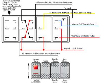 toggle switch relay wiring Rocker Style Switch Panel Wiring Diagram Toggle Switch Relay Wiring Most Rocker Style Switch Panel Wiring Diagram Photos