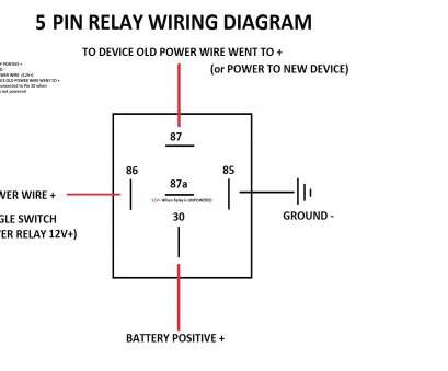 19 Perfect Toggle Switch To Relay Wiring Pictures