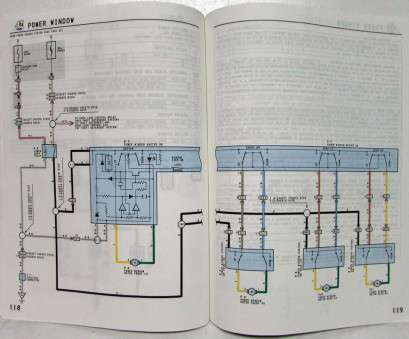 toyota corolla electrical wiring diagram 1997 Toyota Corolla Electrical Wiring Diagram Manual US & Canada Toyota Corolla Electrical Wiring Diagram Cleaver 1997 Toyota Corolla Electrical Wiring Diagram Manual US & Canada Images