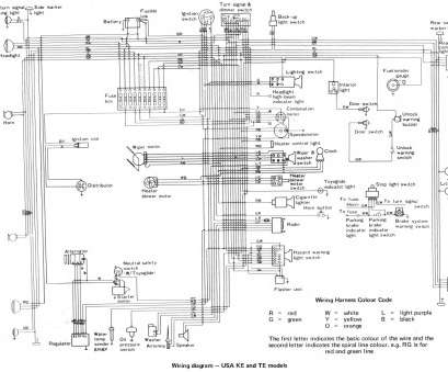 toyota corolla electrical wiring diagram Wiring Diagram Free Toyota Diagrams Automotive In Simple Corolla, 1999 Toyota Corolla Wiring Diagram 11 Cleaver Toyota Corolla Electrical Wiring Diagram Galleries