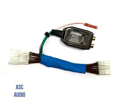 toyota speaker wire gauge new amazon com :, an, amplifier adapter  interface to