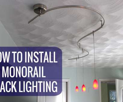 track lighting no green wire How To Install A Monorail Track Lighting System Track Lighting No Green Wire Nice How To Install A Monorail Track Lighting System Collections