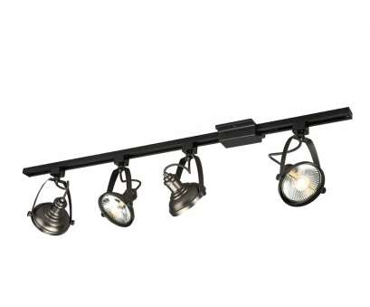 track lighting no green wire shop linear track lighting kits at lowes, rh lowes, Installing Track Lighting On Wall Track Lighting No Green Wire Cleaver Shop Linear Track Lighting Kits At Lowes, Rh Lowes, Installing Track Lighting On Wall Galleries