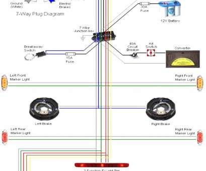 trailer brake wiring diagrams Breakaway Trailer Brake Wiring Diagram Electric Brakes 9 On Trailer Brakes Wiring Diagram 14 Brilliant Trailer Brake Wiring Diagrams Collections